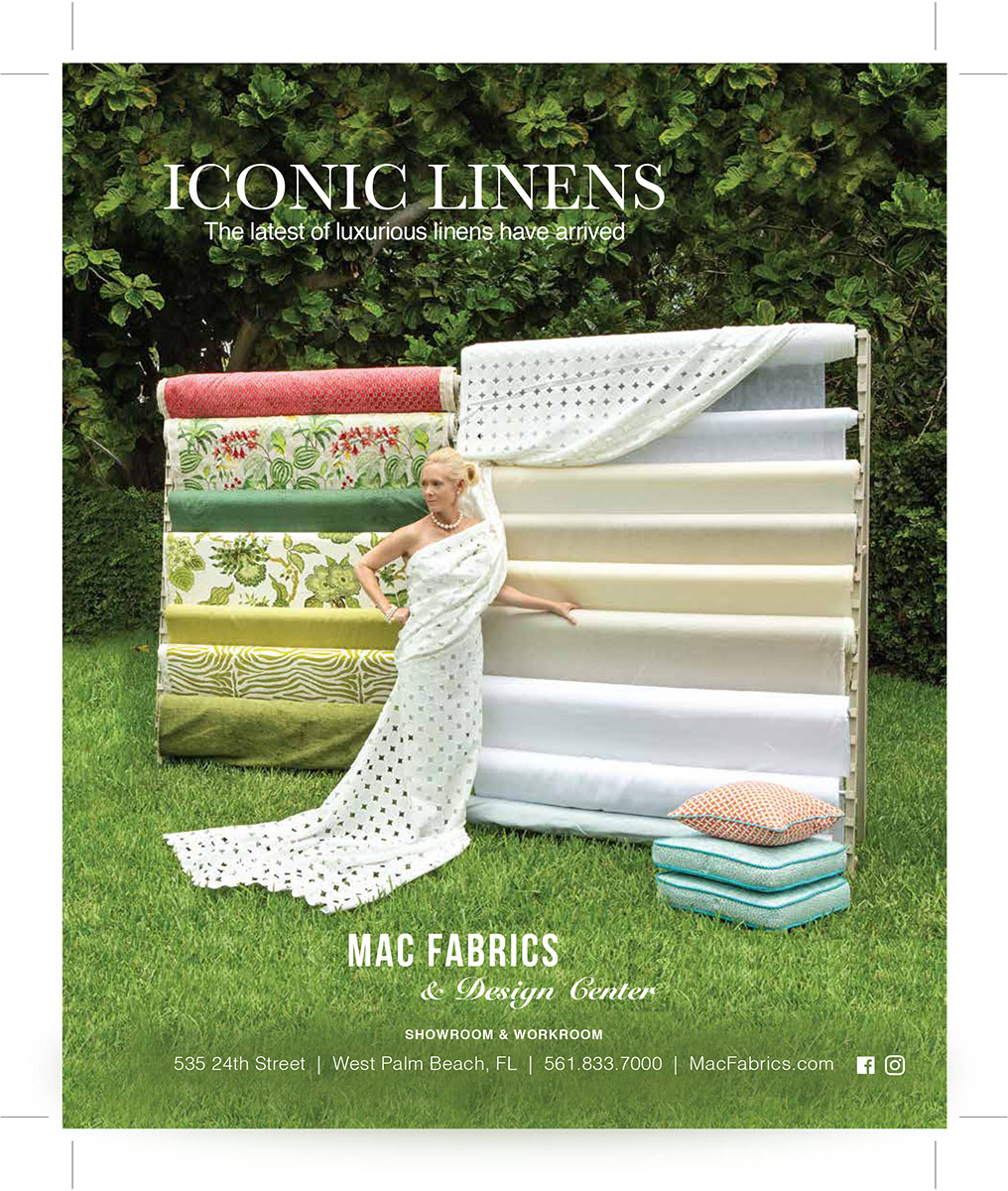 PBI full page iconic linens sm